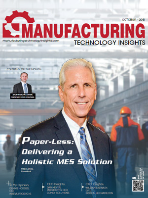 Paper-Less: Delivering a Holistic MES Solution