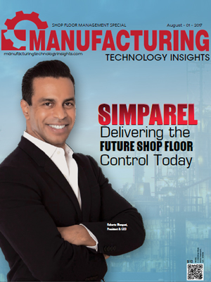 Simparel: Delivering The Future Shop Floor Control Today