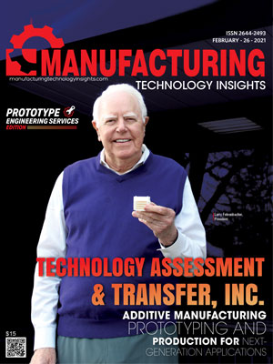 Technology Assessment & Transfer, Inc.: Additive Manufacturing Prototyping and Production for Next-generation Applications