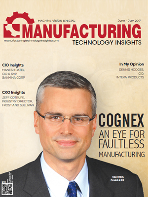 Cognex: An Eye For Faultless Manufacturing