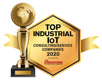 Top 10 Industrial IoT Consulting/Service Companies - 2020
