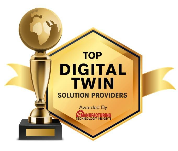 Top 10 Digital Twin Solution Companies - 2020