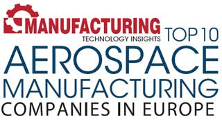 Top 10 Aerospace Manufacturing Companies in Europe - 2020