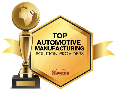 Top 10 Automotive Manufacturing Solution Companies - 2020