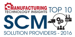 Top 10 SCM Solution Providers 2016