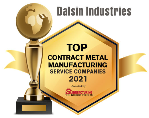 Top 10 Contract Metal Manufacturing Services Companies - 2021