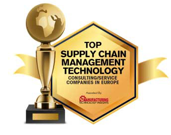 Top 5 Supply Chain Management Consulting/Service Companies in Europe - 2020