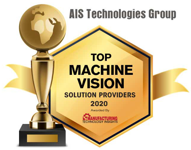 Top 10 Machine Vision Solution Companies - 2020