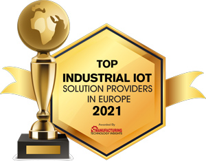 Top 10 Industrial IoT Solution Companies in Europe - 2021