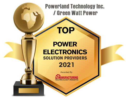 Top 10 Power Electronics Services Companies - 2021