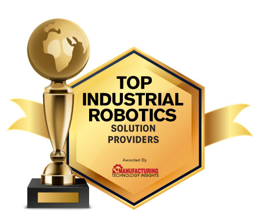 Top 10 Industrial Robotics Solution Companies - 2020