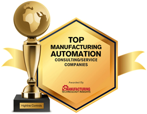 Top 10 Manufacturing Automation Consulting/Service Companies - 2020