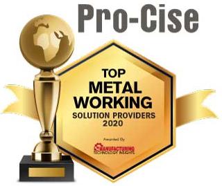 Top 10 Metal Working Solution Companies - 2020