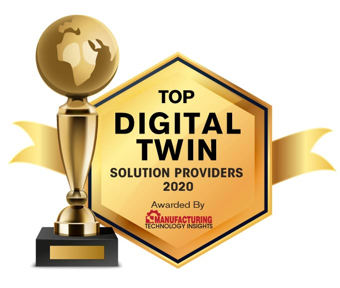Top 10 Digital Twin Solution Companies - 2020