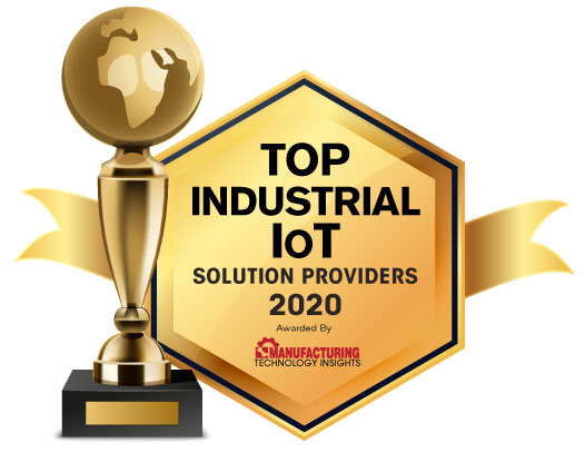 Top 10 Industrial IoT Solution Companies - 2020