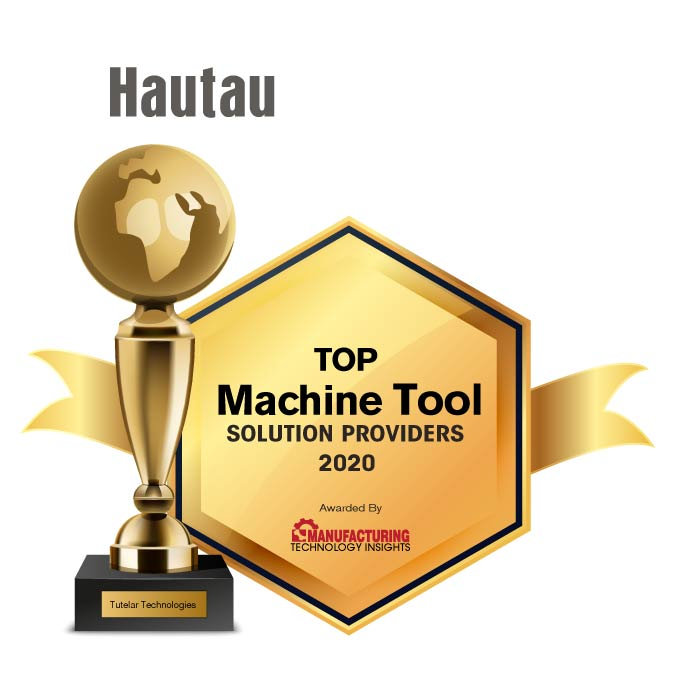 Top 10 Machine Tool Solution Companies - 2020