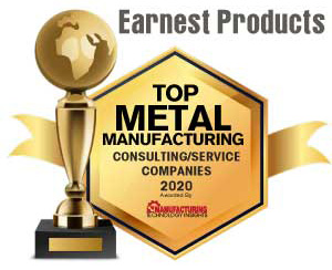 Top 10 Metal Manufacturing Consulting/Service Companies - 2020