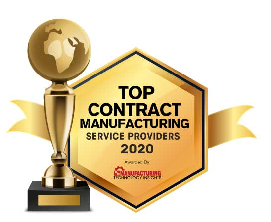 Top 10 Contract Manufacturing Service Companies - 2020